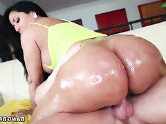 Babe, Big Ass, Blowjob, Cumshot, Handjob