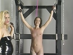 BDSM, Blonde, Brunette, Latex, Mature