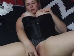 Amateur, Big Boobs, Dildo, Orgasm