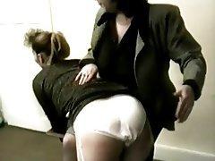 Amateur, Pantyhose, Spanking, Vintage, Panties