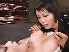 Lesbian, Nipples, Japanese, Big Nipples