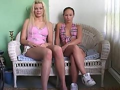 Blonde, Lesbian, Teen, Teen