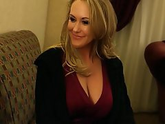 Big Tits, Blonde, Whore, Fucking
