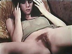 Hairy, Lingerie, Masturbation, POV, Vintage
