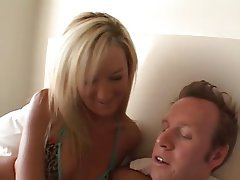 Blonde, Group Sex, Pornstar