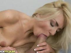 Blowjob, Cumshot, Masturbation, Latina