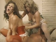 Anal, Group Sex, Hairy, Lingerie, Vintage