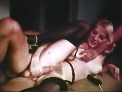 Anal, Group Sex, Hairy, Stockings, Vintage