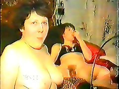 Vintage, Mature, Lesbian, Russian, Swinger
