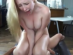 Blonde, Hardcore, Orgasm