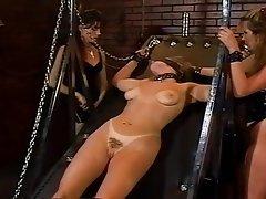 BDSM, Bondage, Femdom, Lesbian, Spanking