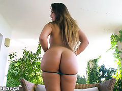 Big Ass, Blowjob, Cumshot, Handjob, Latina
